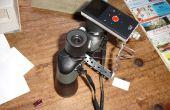 Support de caméra pour jumelles