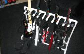 PVC Stand de guitare pour Guitar Hero et Rock Band