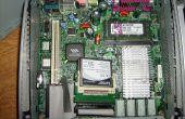 Comment faire une Compact Flash card ou Microdrive démarrer Windows XP