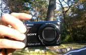 Utilisez SUGRU™ pour modifier mon appareil photo Sony Cybershot Point-n-Shoot