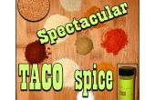 Spectaculaire Taco Spice