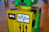 RaspRob, le Robot framboise