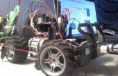 Arduino contrôlée voiture avec évitement colission