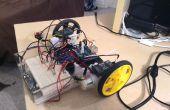 Extrêmement Simple ligne Robot avec Arduino qui suit