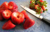 Faire un smoothie aux fruits