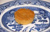 Gluten et produits laitiers gratuit - petites croûte sans citrouilles tartes