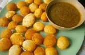 Pani puri/GED Gappa (Indian Street Food) - le plus simple !