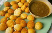 Pani puri/GED Gappa (Indian Street Food) - le plus simple !