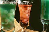 Cocktails de Halloween effrayant Bubble