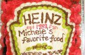 Gâteau de ketchup