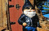 Hobbit / Gnome trou porte