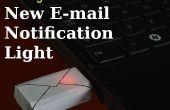 Nouvel éclairage de Notification E-mail