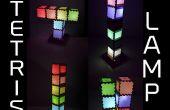 Tetris-inspiré modulaire lampe