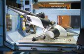 Stratégies CNC pour l'usinage de formes hélicoïdales