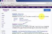 Comment installer Audacity sous Windows 7