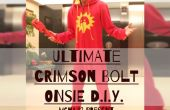 Frédéric ultime Crimson Bolt D.I.Y.