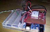 Cloche de Arduino autonome web activé