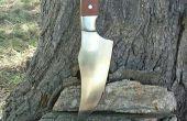 Couteau de dépeçage