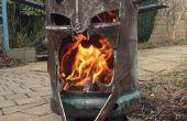 Le Roi-Sorcier d'Angmar bois brûleur