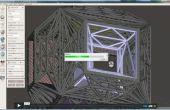 RMS - utilisant Autodesk MeshMixer pour créer une brique modulaire pénétrée