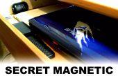 TIROIR SECRET serrure magnétique