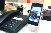 IPhone stand (grande professionnel recherche)