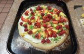 Introduction à la Pizza de fruits