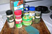 Faire votre propre maison tomate Sauce à l'aide de frais tomates et tous les ingrédients naturels