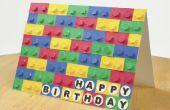 Carte de LEGO 3D