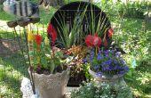 Comment transformer votre vieux gril en un planteur