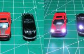 Hot Wheels USB lampe de poche Rechargeable