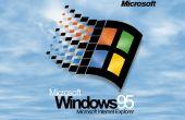 Installation de Windows 95 sur votre PSP (Real Deal)