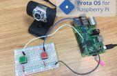 Caméra intelligente 10 $ avec Raspberry Pi