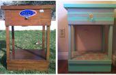 Avant & après : Projet de Stand de lit