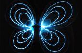 Lightwings : Fibre optique Fairy Wings