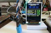 Surveillance de l'environnement Arduino mini ** mise à jour - ajout RTC ***