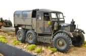 Modèle militaire : Scammell Pioneer R100