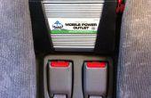 Installer correctement un Power Inverter dans votre voiture