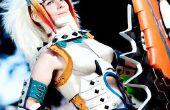 Blademaster femelle Barioth Armor