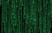 Comment faire un effet de matrice dans le bloc-notes