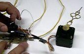 Simple contrôle manuel du moteur pas à pas moteurs sans un PIC ou un PC