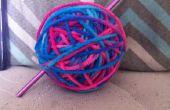 Les bases du crochet : Crochets, fils et chaînage