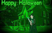 Manipulation de photos de l'Halloween à l'aide de Pixlr