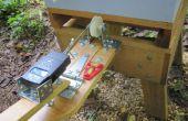 Construire une balance pour peser les ruches