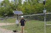 IoT industrielle - comment construire votre propre pagode extérieure pour la météo, qualité de l'Air et autres capteurs