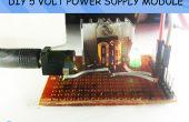 BRICOLAGE 5 volts régulé MODULE d'alimentation