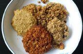 Biscuits à l'avoine instantanée : une expérience
