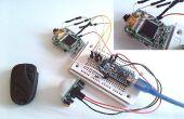 Arduino trousseau caméra modifier Motion détecter la caméra
