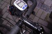 Support de guidon pour vélo équipement supplémentaire (+ clip)