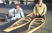 Construire un Kayak au Groenland partie 3
